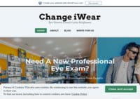 Change iWear – Eye Glasses, Contact Lens, Sunglasses