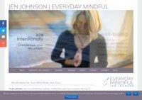Jen Johnson   Everyday Mindful