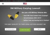 3M Earplug Lawsuit