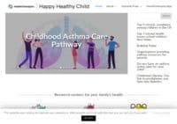 Happy Healthy Child