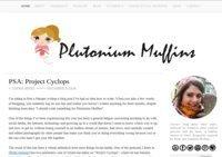 Plutonium Muffins