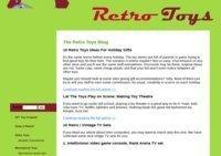 Retro Toys Blog