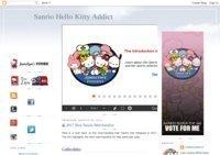 Sanrio Hello Kitty Addict