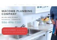 Macomb Plumbing Company