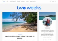 Two Weeks - Holiday planning, travel tips and photography