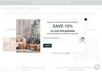 Christmas Central - Holiday Tips & Decorating Blog