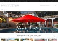 Beautiful Patio Umbrellas from iPatioUmbrella.com