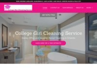 House Cleaning and Maid Service | College Girl Cleaning Service