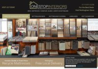 One Stop Interiors - Furniture Nottingham