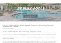 Sarasota Pool Builder