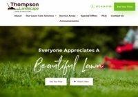 Thompson Landscape - A Lawn Care & Maintenance Company