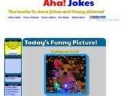 Funny Jokes and Pictures | Aha Jokes