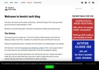 kevin's tech blog