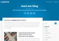 start.me blog