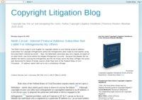 Copyright Litigation Blog