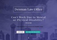 Dallas Disability Lawyer