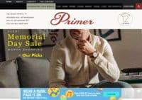 Primer Magazine - Men's Lifestyle Blog