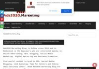 Ads2020 Marketing and Advertising Blog