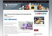 Advanced Labels NW Blog