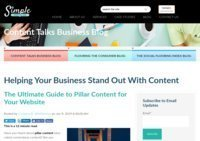 Content Talks Business Blog