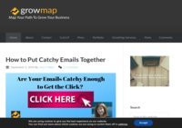 GrowMap: MAP Your Path to GROW Your Business