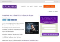 Improve Your Company Brand In 6 Simple Steps