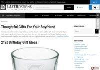 LazerDesigns.com Blog