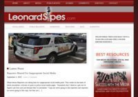 Leonard Sipes.Com