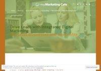 myMarketing Cafe - Cup of Jo blog