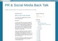 PR Back Talk