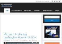 Real Michael J Fox.com