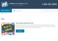 Show Your Logo Blog