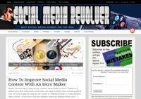 Social Media Revolver