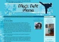 Black Belt Mama