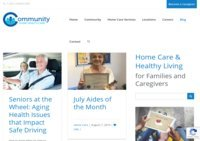 Home Care & Healthy Living | for families and caregivers