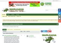 Marijuana Health Tips