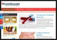 Thrombocytes (Platelets)