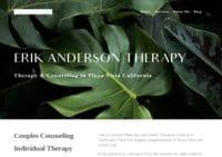 Erik Anderson Therapy - Psychotherapy in Playa Vista CA