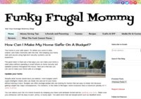 Funky Frugal Mommy