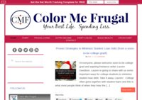 Color Me Frugal