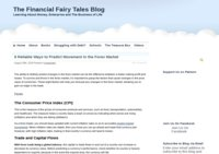 The Financial Fairy Tales