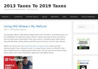 Free Online Tax Filing Options – TurboTax 2017
