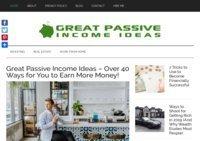 Great Passive Income Ideas