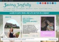 Saving Joyfully