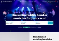 Function Central - Band & Musician Hire