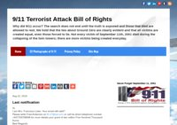 The 9/11 Bill of Rights ~ Voice of Freedom