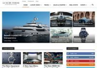 Luxury Today - Explore the best of luxury