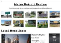 Metro Detroit Review