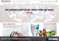 eSculpture- Social Shopping Site For Artist