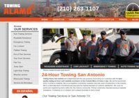 24-Hour Towing San Antonio